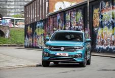 Volkswagen T-Cross 1.0 TSI : Rat des villes