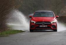 Mercedes-AMG A 35 : première aventure sportive