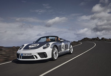 Porsche 911 Speedster : La fureur de vendre