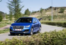 Audi SQ2 : boule de nerfs