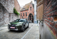 Lexus UX 250h : l'alternative hybride