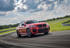 BMW X4 M Competition (2019)