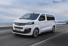 Opel Zafira Life : Comme son nom ne l'indique pas