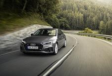 Audi A4: Competitief blijven