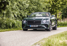 Bentley Continental GT C : le luxe à découvert