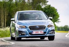 Subaru Levorg 2.0i : Plus sobre