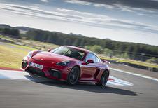 Porsche 718 Cayman GT4: Geknipt voor het circuit