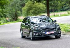 Ford Mondeo Clipper Hybrid : Dieselalternatief