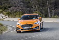 Ford Focus ST : Een vleugje RS
