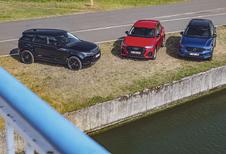 SUV compacts premium : Deuxième manche