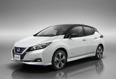 Nissan Leaf e+ : Op zoek naar kilometers