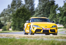 Toyota GR Supra : Japanse sportieveling met Duitse genen