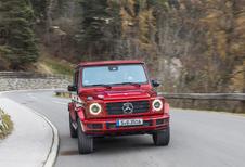 Mercedes G 350d (2019)