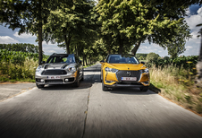 DS 3 CROSSBACK PURETECH 130 // MINI COOPER COUNTRYMAN: Trendwatchers