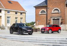 Audi Q2 35 TFSI vs DS3 Crossback 1.2 PureTech