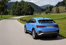 Audi Q3 Sportback: Trendvolger
