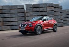 Nissan Juke: In het gelid