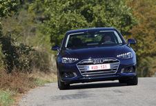 Audi A4 35 TFSI : Bonifier avec l'âge