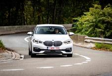 BMW 118i : Koersverandering