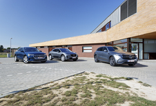 Elektrische luxe-SUV's : Boegbeelden