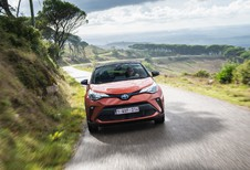Toyota C-HR FL: Krachtdadige hybride