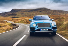 Bentley Bentayga Hybrid : Bekeerling