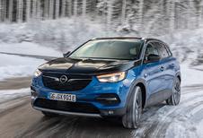 Opel Grandland X Hybrid4 (2020)