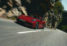 Porsche 718 GTS 4.0 : le charme désuet