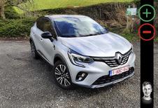 Renault Captur 1.3 TCe 155 EDC Initiale : avantages et inconvénients