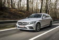 Mercedes C 300 de Break : Plug-in voor veelrijders