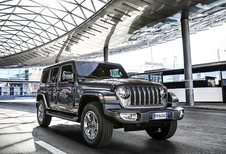 Jeep Wrangler Unlimited 2.2 Multijet II (2020)