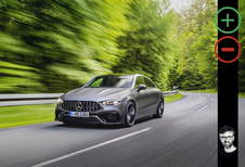 Wat vind ik van de Mercedes-AMG CLA 45 S?