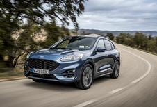Ford Kuga PHEV ST-Line X (2020)