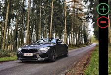 Wat vind ik van de BMW M8 Competition?