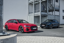 Audi RS 6 vs Audi RS Q8 : Supersportieve Audi's