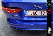 Jaguar XE: avantages et inconvénients
