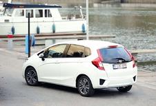 Honda Jazz : nieuwe generatie