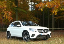 Mercedes GLC : metamorfose