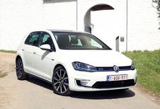 Volkswagen Golf GTE : le futur dès aujourd'hui
