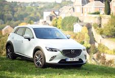 Mazda CX-3: bestseller in spe