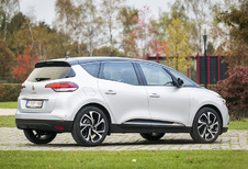 Renault Scénic : Verandering van register
