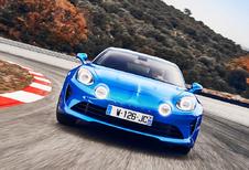 Alpine A110 (2017) - de grote comeback