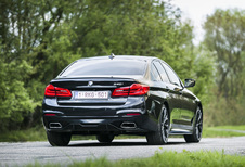 BMW Série 5 : vivre avec son temps !