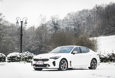 Kia Stinger (2018) - GT 3.3 Turbo V6 AWD