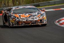 Zo snel reed de Lamborghini Aventador SVJ over de Ring! - update