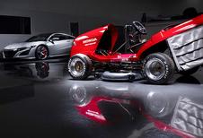 Honda Mean Mower 2.0 krijgt Fireblade-kracht