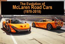 Heerlijke video vertelt geschiedenis van de McLaren-straatracers
