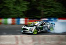 RTR Ford Mustang drift de Nürburgring