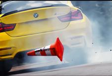 BMW M4 CS schittert in politiek incorrect reclamefilmpje