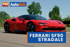 Ferrari SF90 Stradale (2020) - highlights